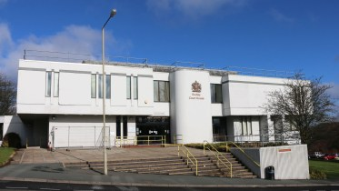 Dudley Magistrates Court