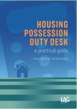 The Housing Possession Duty Desk