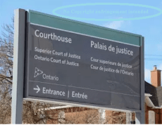 Provincial Offences Court