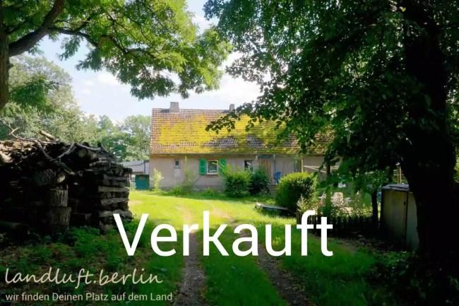 Bauernhaus in der Uckermark