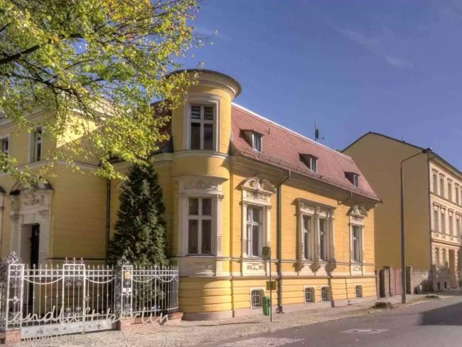 Nahezu original erhaltene Fabrikantenvilla 35 Minunten von Berlin