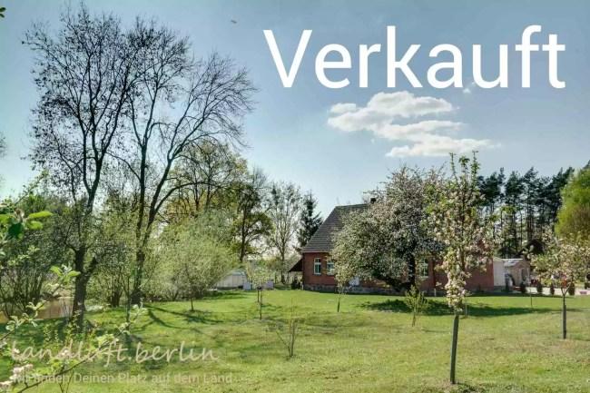 Selbstversorgerhof in Alleinlage im Norden der Uckermark