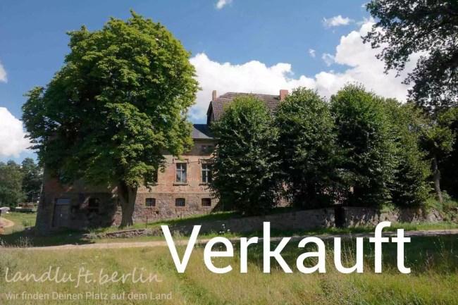 Gutshaus in der Uckermark zu verkaufen