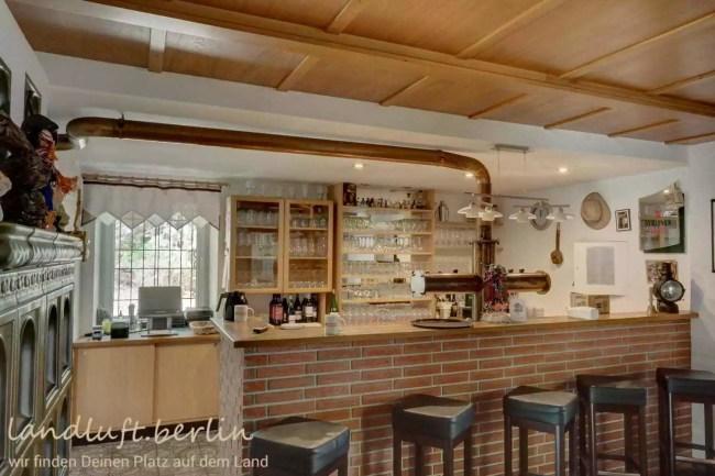 Forsthaus in wunderschöner Naturlage in der Nähe von Berlin zu verkaufen, Gastwirtschaft