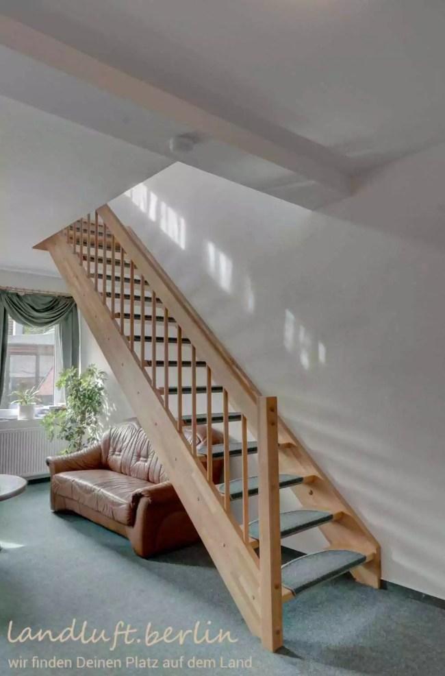 Forsthaus in wunderschöner Naturlage in der Nähe von Berlin zu verkaufen, Pension