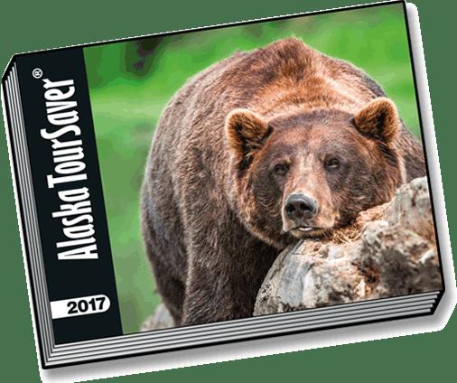 Alaska TourSaver 2017 Cover