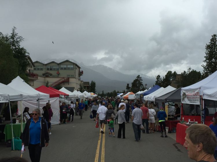 Wandering through a weekend market is one of the best ways to discover a town's personality