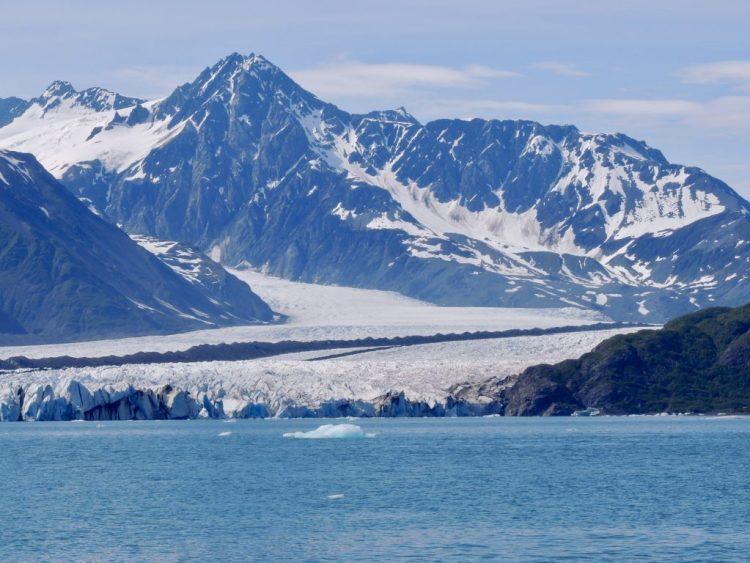 Bear Glacier closeup
