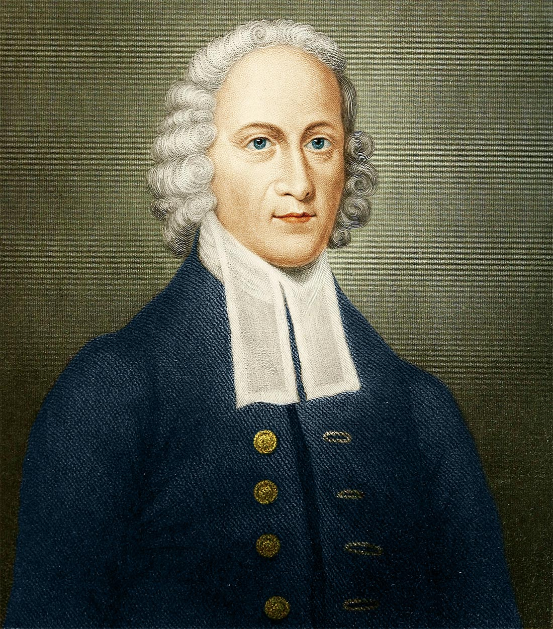 Jonathan Edwards Sermon Landmark Events