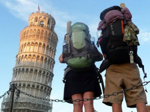 Backpacking in Europe? Stay in hostels!