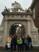 Walking tour of Leiden with Jorrit