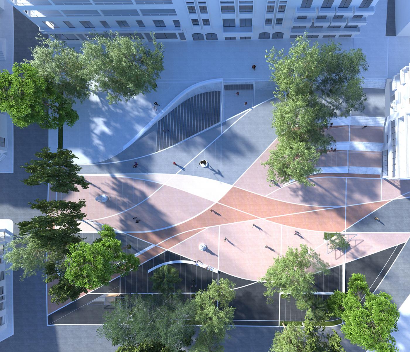 New Farsala Square