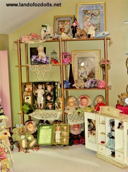 Touring the Doll Room