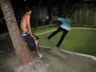 llong, balinese skateboarding, bali skater, sanur bowl