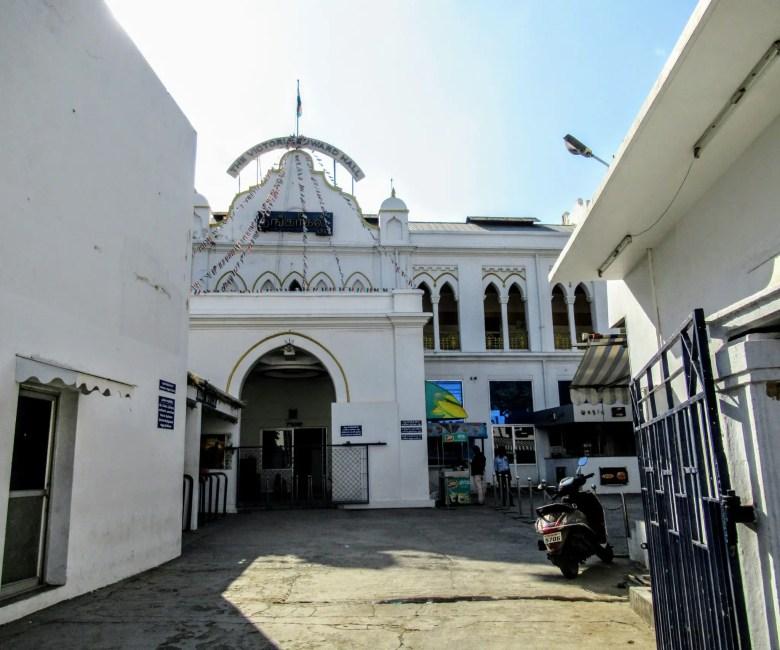 Thangaregal Cinema, Madurai, South India