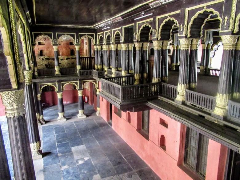 Tipi Sultan Palace, Bangalore, South India