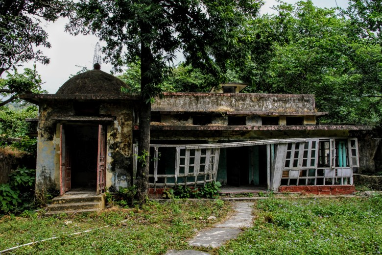 The Beatles Ashram, Rishikesh