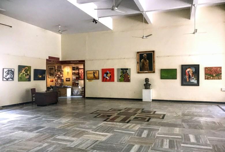 Karnataka Chitrakala Parishath, Bangalore