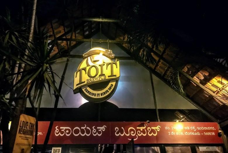Toit Pub, Bangalore