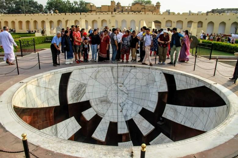 Jai Prakash, Jantar Mantar, Jaipur