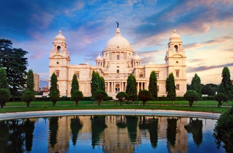 Victoria Memorial, Kolkata, North India