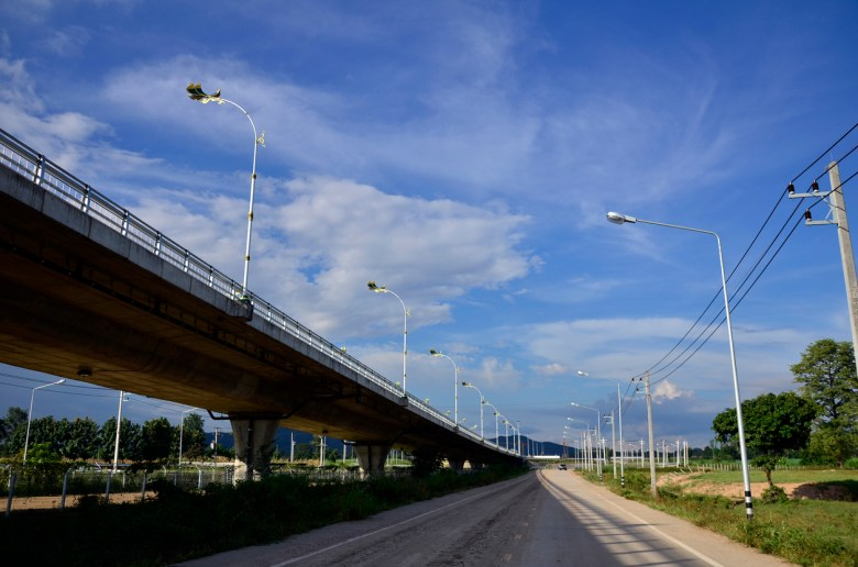 The second Thai-Myanmar Friendship Bridge.
