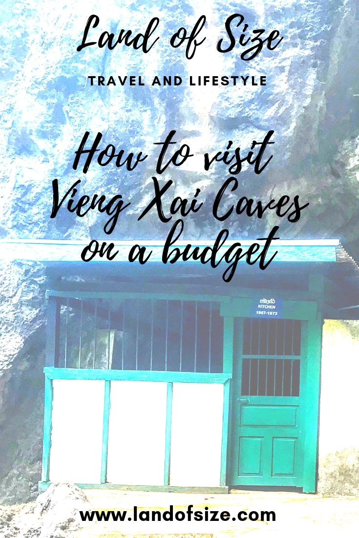 How to visit the Vieng Xai Caves in Laos on a budget
