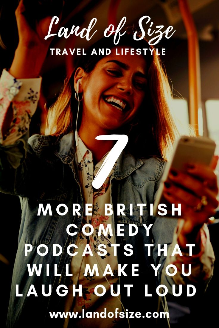7 more British comedy podcasts that will make you laugh out loud