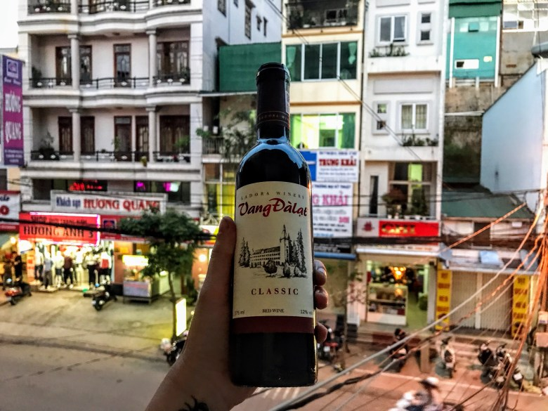 Da Lat wine in Da Lat, Vietnam