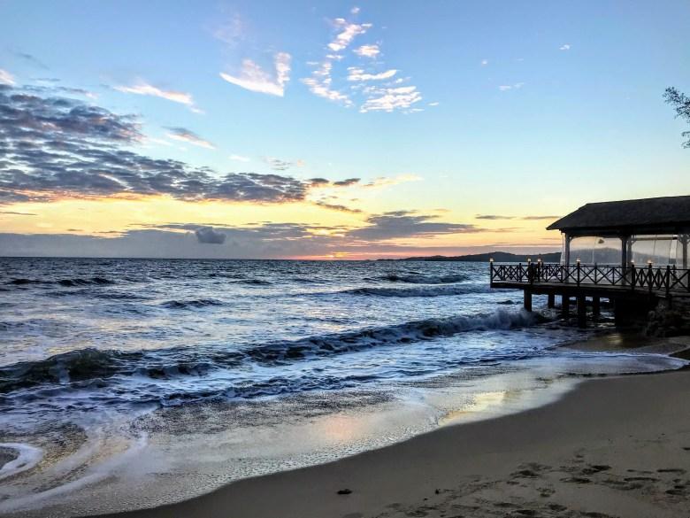 Beach on Phu Quoc Island, Vietnam