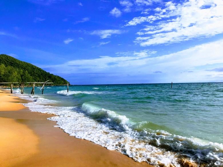 Lazy Beach, Koh Rong Samloem, Cambodia