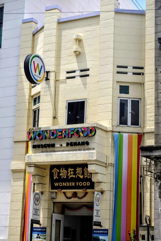 Wonderfood Museum, George Town, Penang, Malaysia