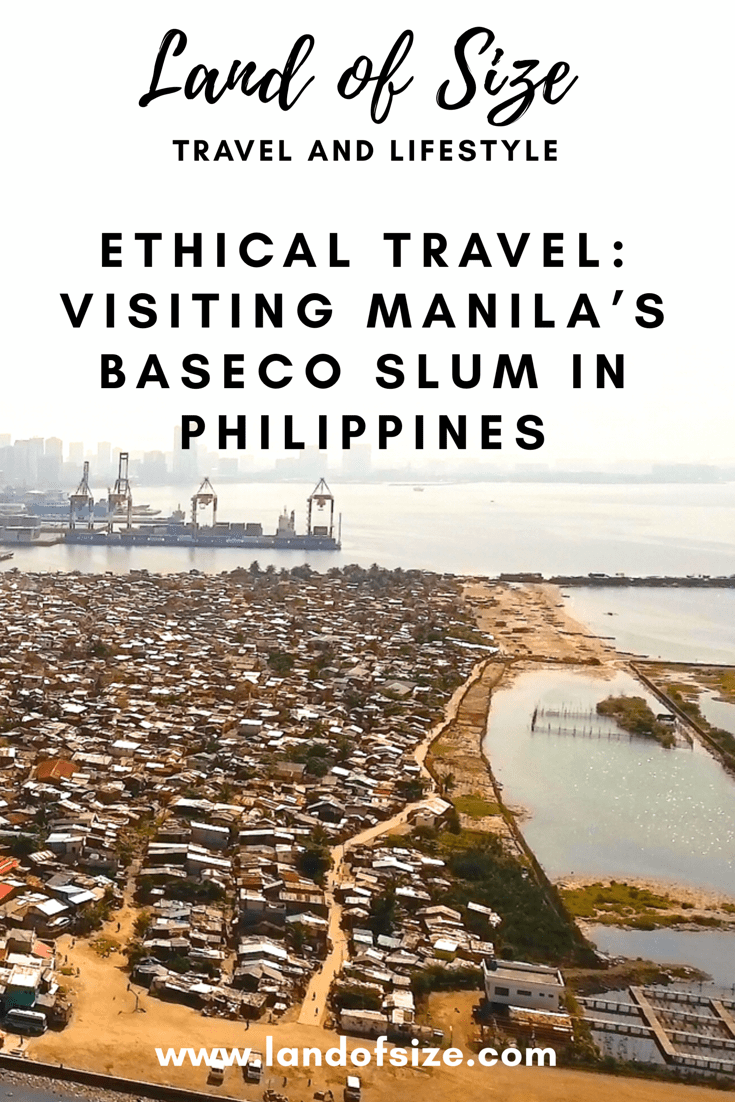 Ethical travel: Visiting Manila's Baseco Slum in Philippines