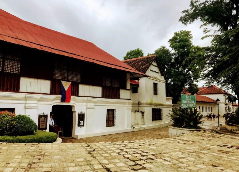 Padre Burgos House, Vigan, Philippines