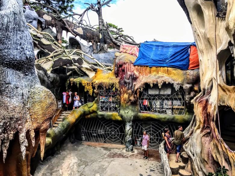 The Da Lat Crazy House, Da Lat, Vietnam