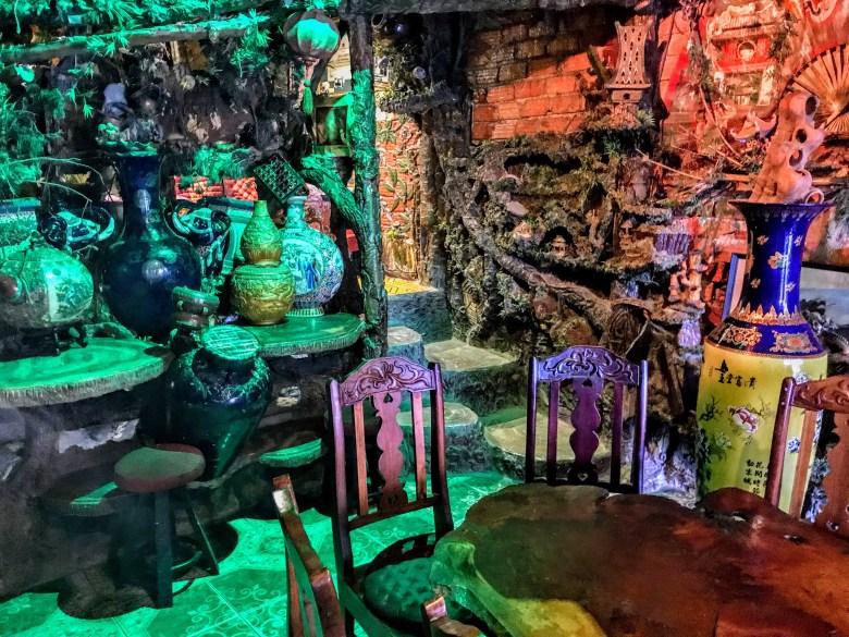 100 Roofs Bar, Da Lat, Vietnam