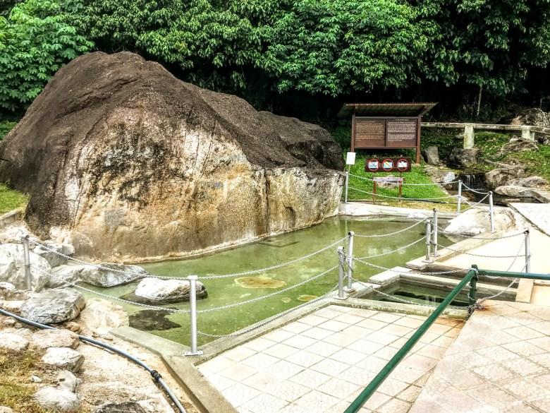 Poring Hot Springs, Borneo, Malaysia