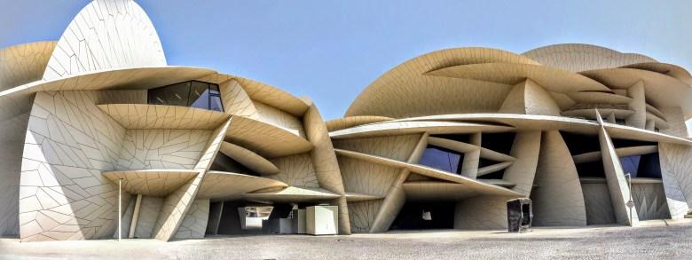 National Museum of Qatar, Doha