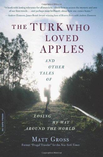 an image of Matt Gross's book the turk who loves apples