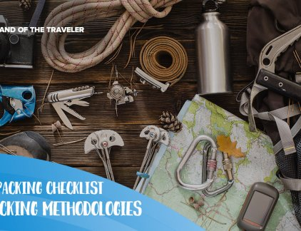Backpacking Checklist & Methods