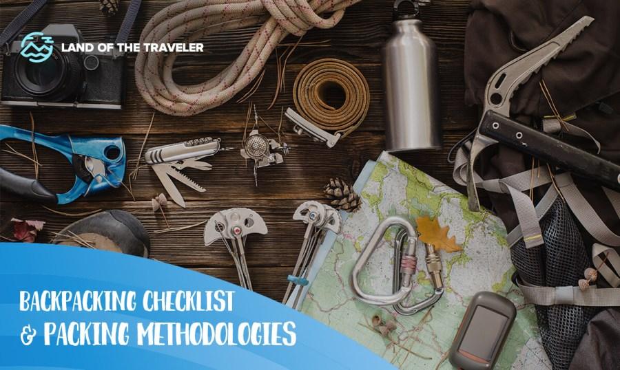 Backpacking Checklist & Methods