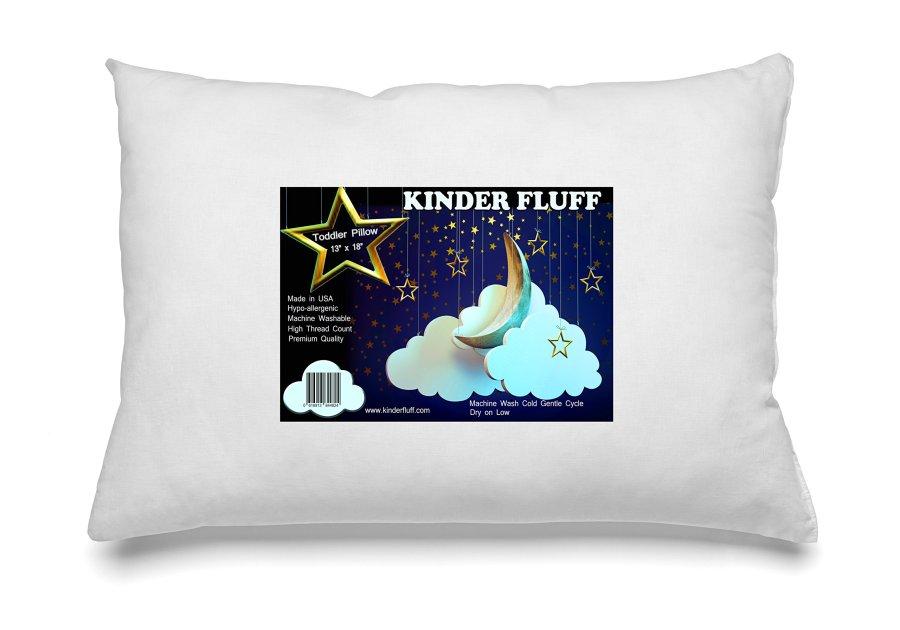 13. Kinder Fluff - For Kids