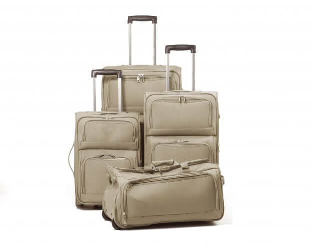 A picture of one of the Best Luggage Sets in 2017