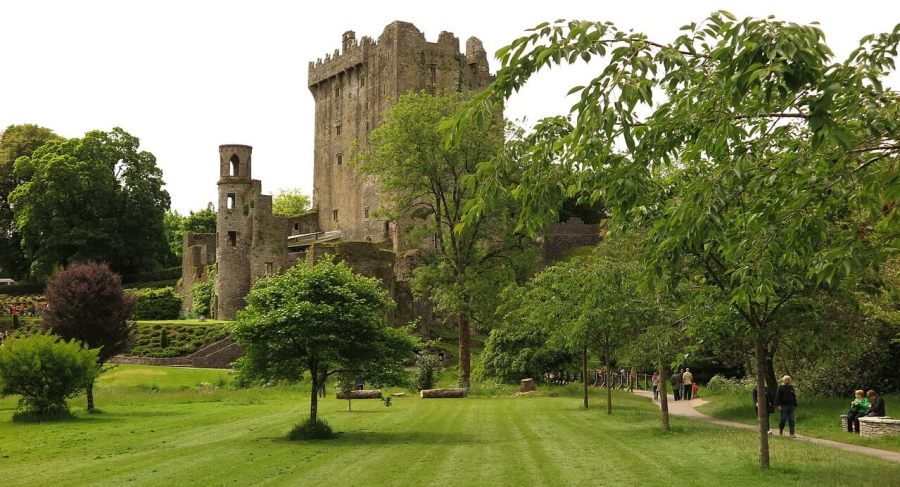 An image of Blarney Castle