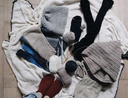 An image of woolen hiking wear