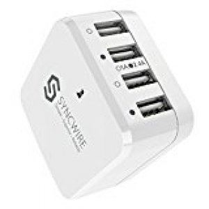 Syncwire USB charger adapter