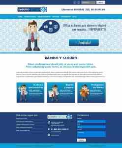 Página web empeño virtual