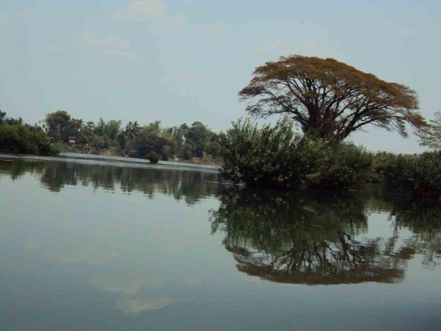 Mekong bei den 4000 Inseln