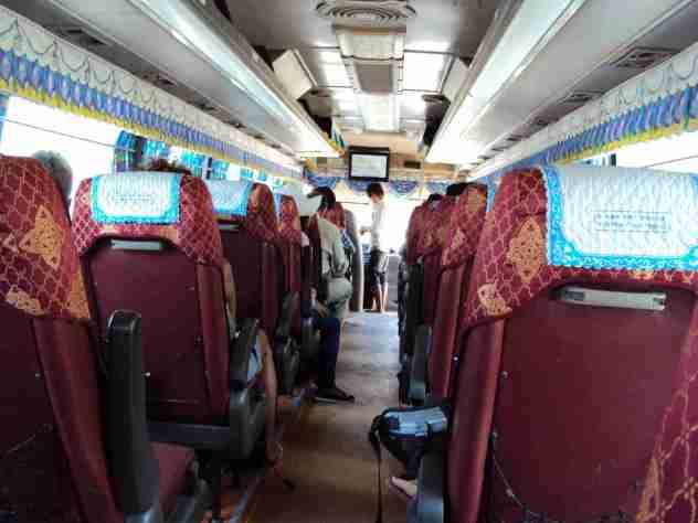 Bus nach Kampot