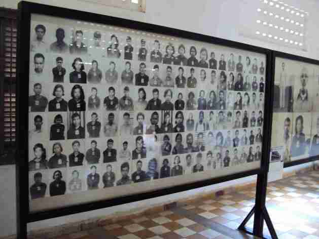 Gesichter der Opfer
